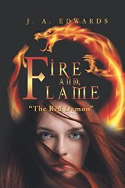 Fire and Flame: The Red Devil, by J.A. Edwards, edited by me, woot!